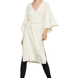 BCBGMAXAZRIA Merino Wool Soft Dress/Robe Thingy